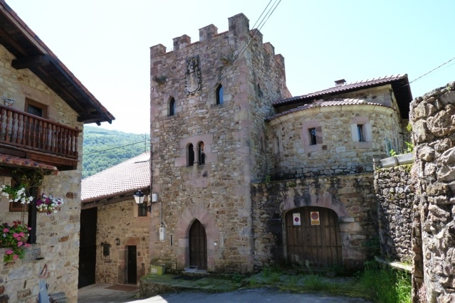 La torre de Juan en San Sabastián de Garabandal