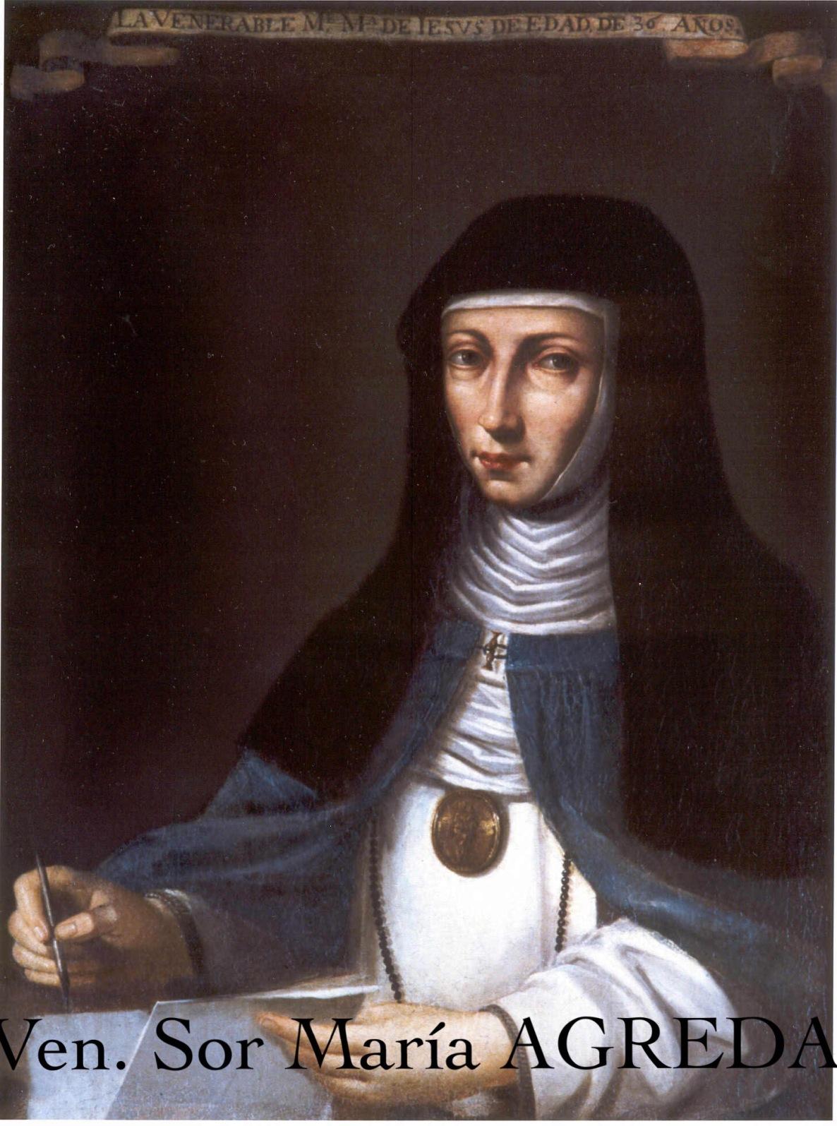 Ven. Sor María de Ágreda